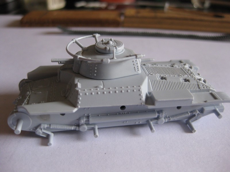 Chi Ha Type 97 medium tank [Airfix, 1/76]: Un de plus ! Photo343