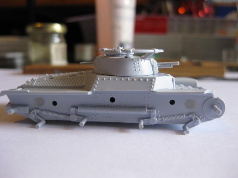 Chi Ha Type 97 medium tank [Airfix, 1/76]: Un de plus ! Photo345