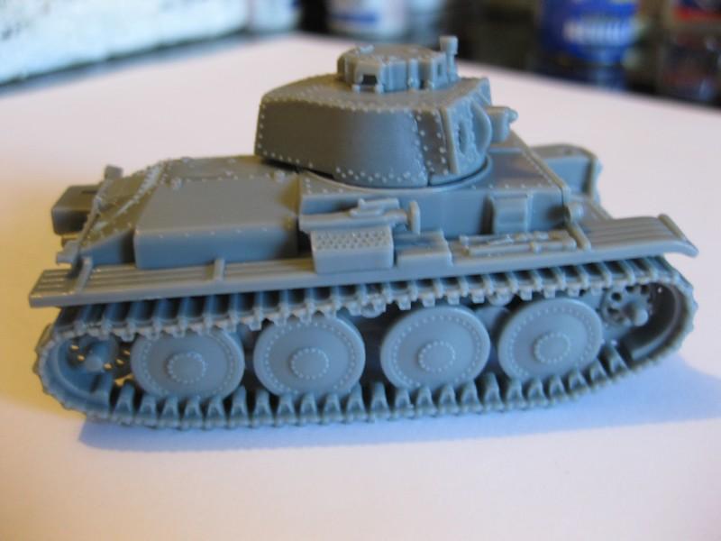 Panzer 38(T) [Pegasus Hobbies, 1/72] Photo361