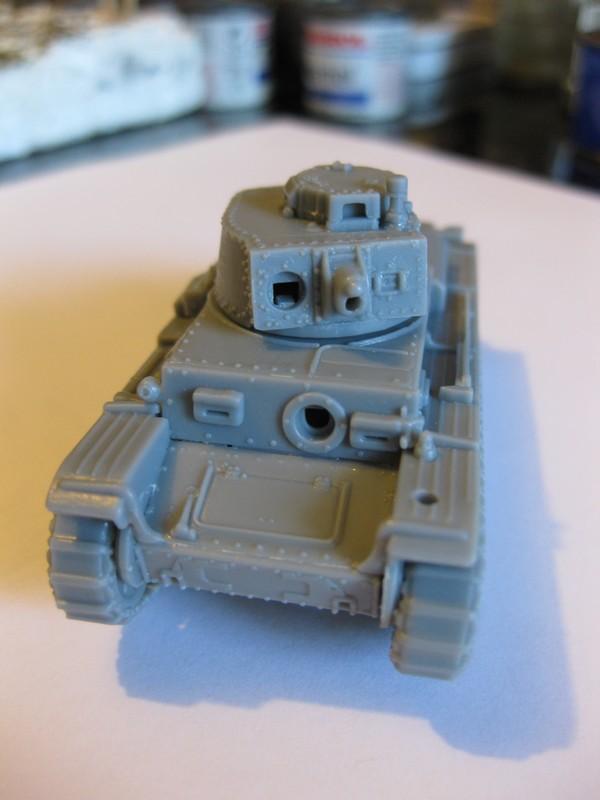 Panzer 38(T) [Pegasus Hobbies, 1/72] Photo362