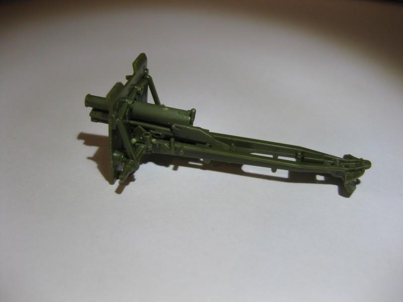 Soviet 76mm Infantry Gun [Zvezda ; 1/72] Photo369