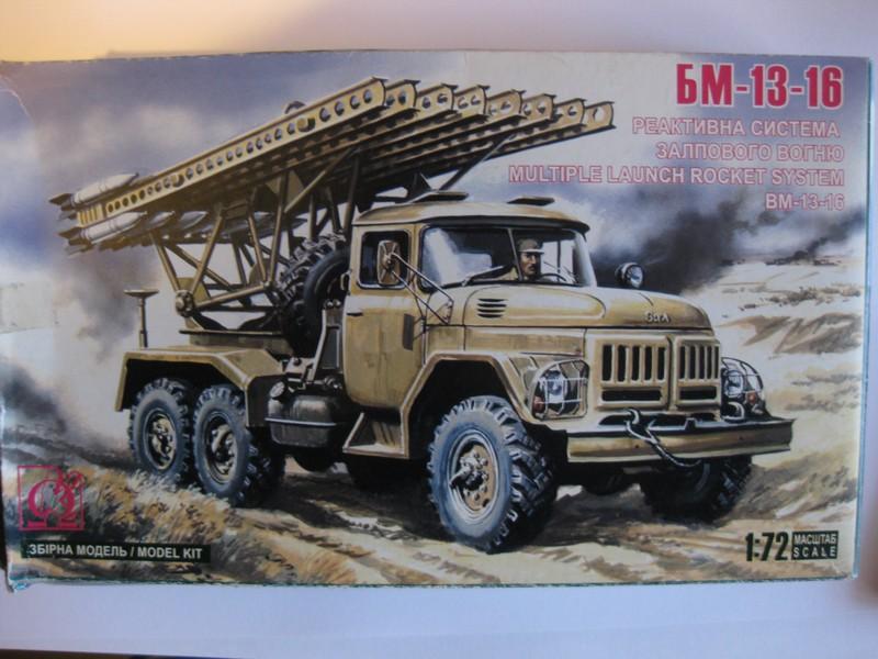 BM-13-16 [ Omega K & ICM; 1/72]: Un orgue dans le desert Photo_11