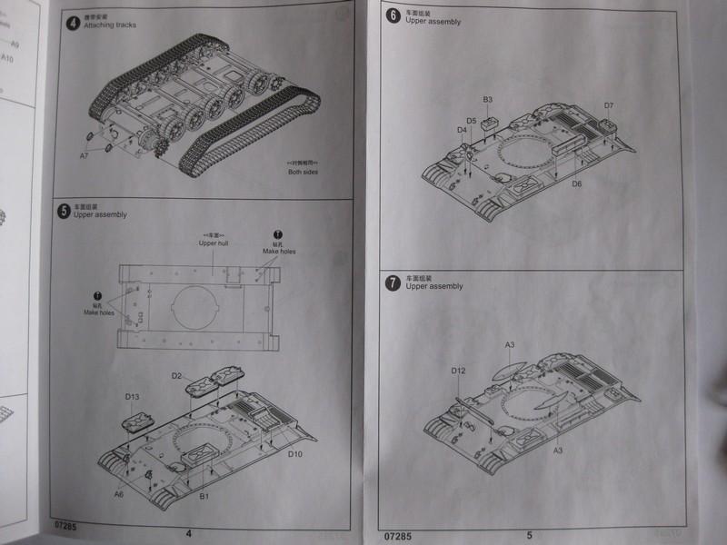 T-59/ T-54 Tank [Trumpeter; 1/72]: un tank pour Benghazi ! FINI!! Photo_23
