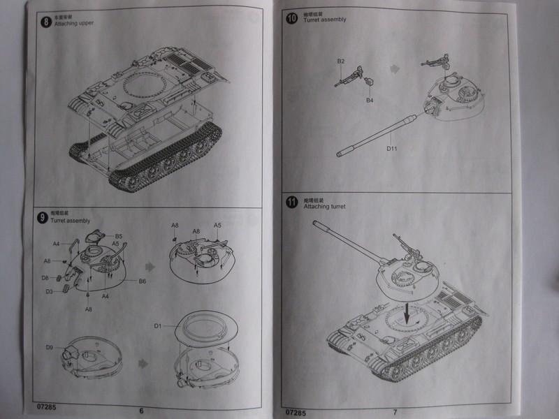 T-59/ T-54 Tank [Trumpeter; 1/72]: un tank pour Benghazi ! FINI!! Photo_24