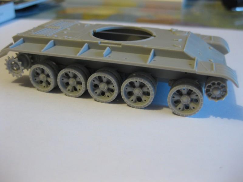 T-59/ T-54 Tank [Trumpeter; 1/72]: un tank pour Benghazi ! FINI!! Photo_29