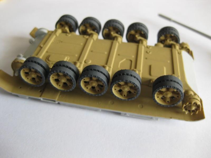 T-59/ T-54 Tank [Trumpeter; 1/72]: un tank pour Benghazi ! FINI!! Photo_39