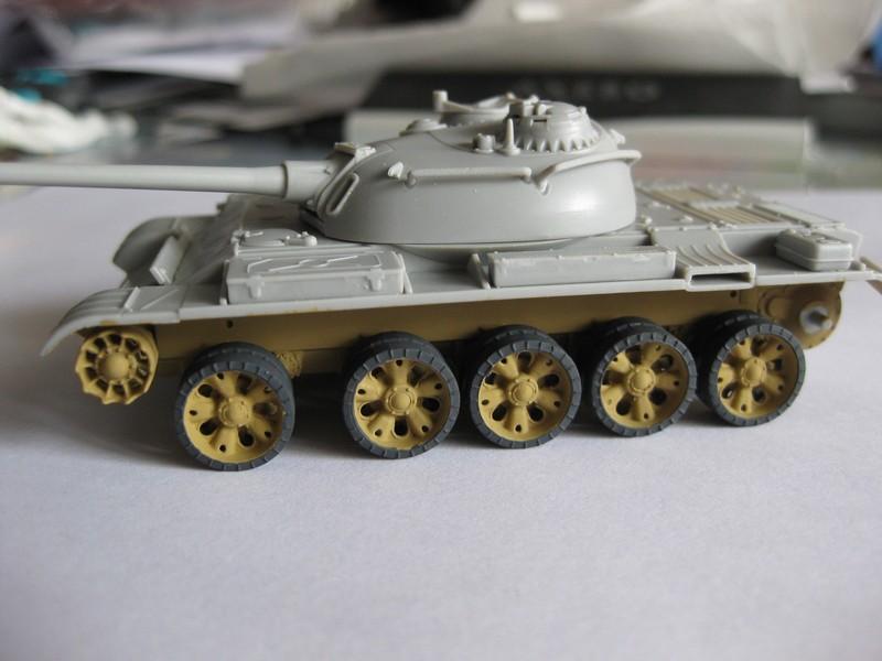 T-59/ T-54 Tank [Trumpeter; 1/72]: un tank pour Benghazi ! FINI!! Photo_41