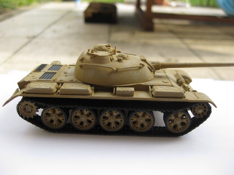 T-59/ T-54 Tank [Trumpeter; 1/72]: un tank pour Benghazi ! FINI!! Photo_61