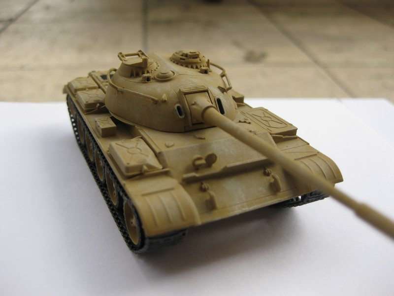 T-59/ T-54 Tank [Trumpeter; 1/72]: un tank pour Benghazi ! FINI!! Photo_62