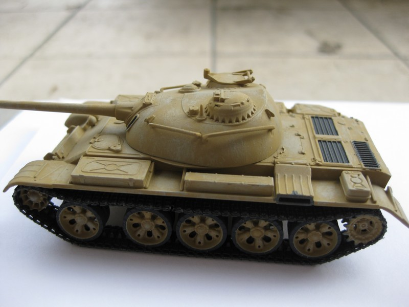 T-59/ T-54 Tank [Trumpeter; 1/72]: un tank pour Benghazi ! FINI!! Photo_64