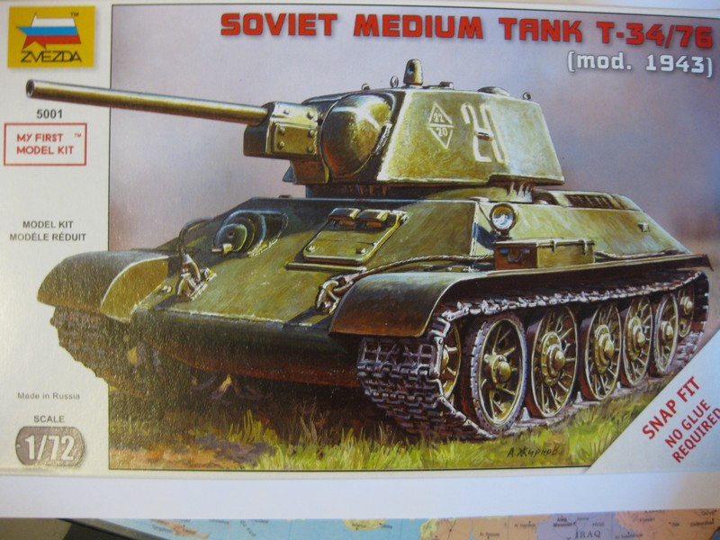 T-34/76 mod. 1943 [Zvezda ; 1/72] Photo_67