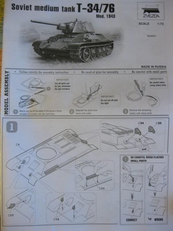 T-34/76 mod. 1943 [Zvezda ; 1/72] Photo_68