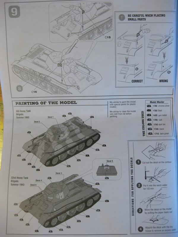 T-34/76 mod. 1943 [Zvezda ; 1/72] Photo_71