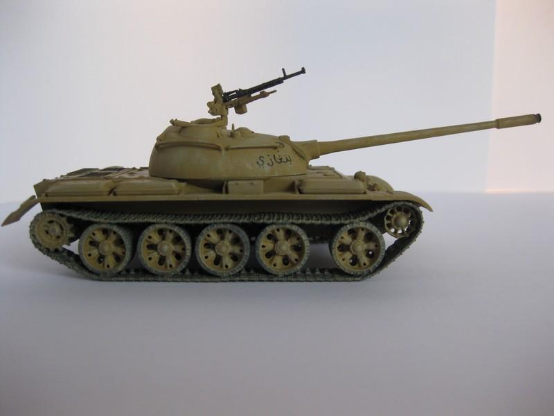 T-59/ T-54 Tank [Trumpeter; 1/72]: un tank pour Benghazi ! FINI!! Photo_76