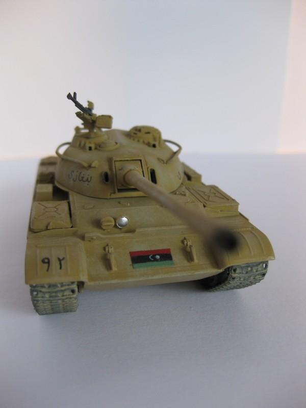 T-59/ T-54 Tank [Trumpeter; 1/72]: un tank pour Benghazi ! FINI!! Photo_78