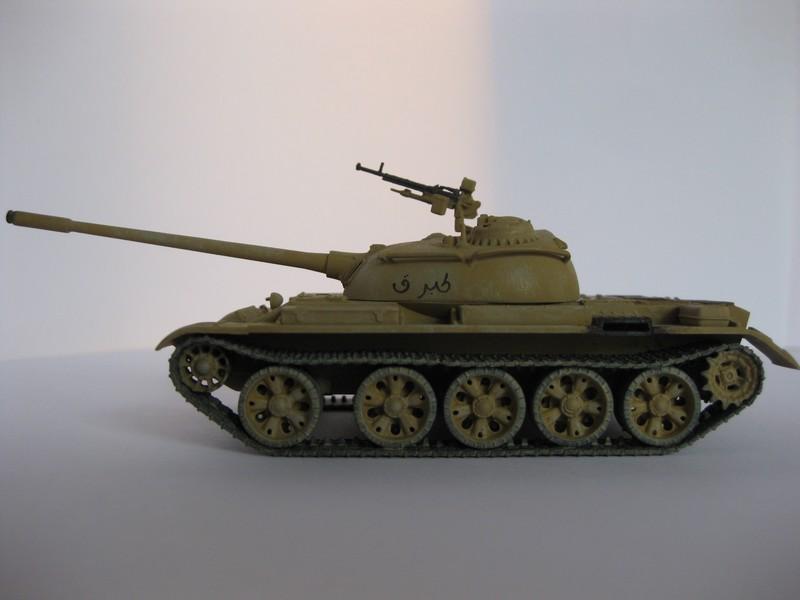 T-59/ T-54 Tank [Trumpeter; 1/72]: un tank pour Benghazi ! FINI!! Photo_79