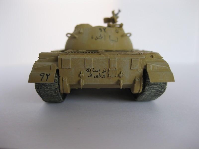 T-59/ T-54 Tank [Trumpeter; 1/72]: un tank pour Benghazi ! FINI!! Photo_80