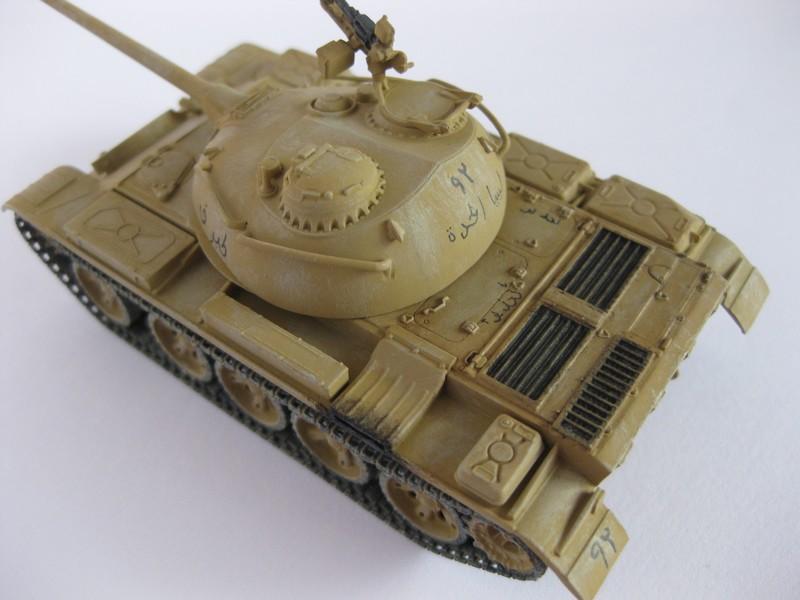 T-59/ T-54 Tank [Trumpeter; 1/72]: un tank pour Benghazi ! FINI!! Photo_82