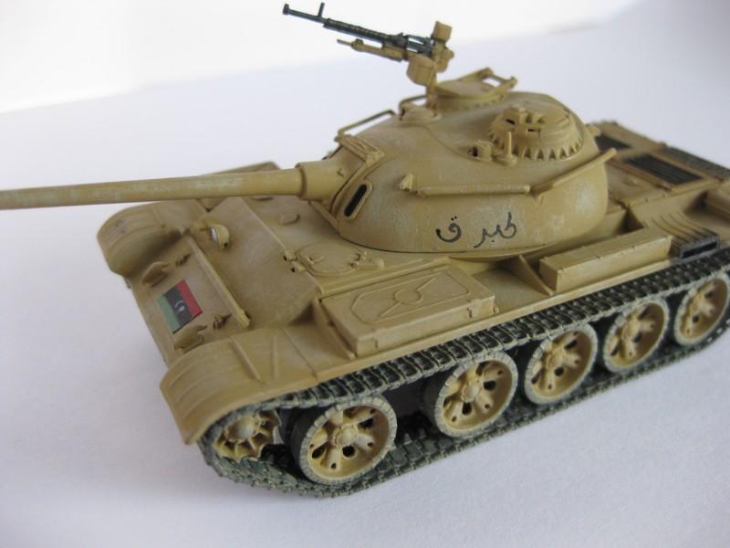 T-59/ T-54 Tank [Trumpeter; 1/72]: un tank pour Benghazi ! FINI!! Photo_83