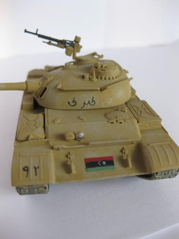 T-59/ T-54 Tank [Trumpeter; 1/72]: un tank pour Benghazi ! FINI!! Photo_84