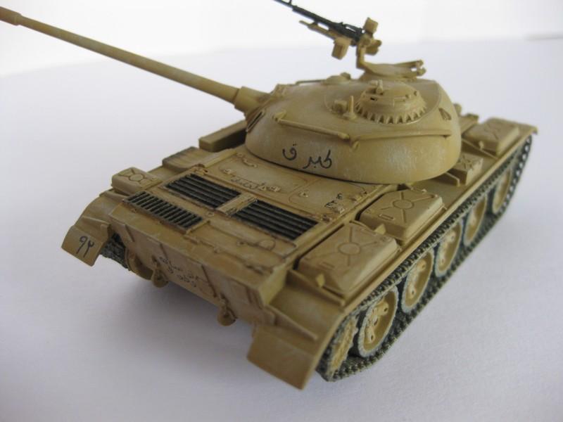 T-59/ T-54 Tank [Trumpeter; 1/72]: un tank pour Benghazi ! FINI!! Photo_85