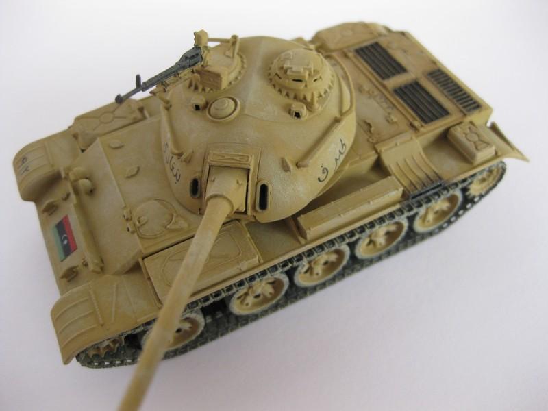 T-59/ T-54 Tank [Trumpeter; 1/72]: un tank pour Benghazi ! FINI!! Photo_87