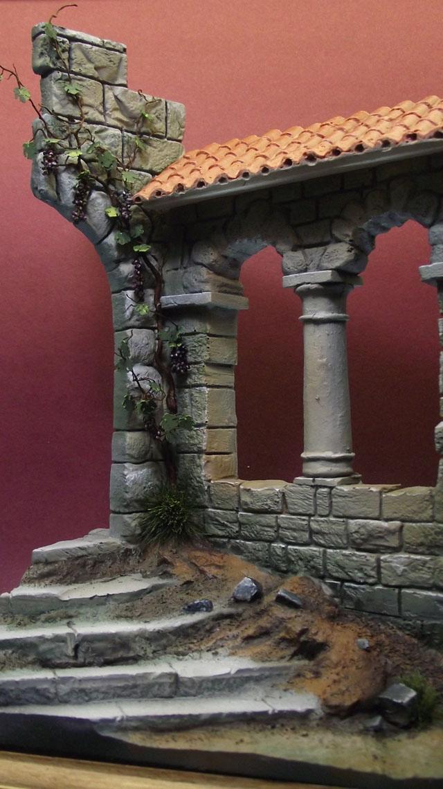 décor du jeux de noel mustang Dscf9526