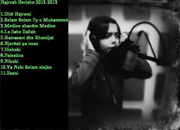 Bajrush Berisha Album me ilahije 2013 Bajrus10