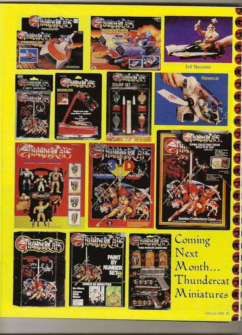 COSMOCATS / Thundercats (Ljn) 1985-1987 - Page 12 Numeir17