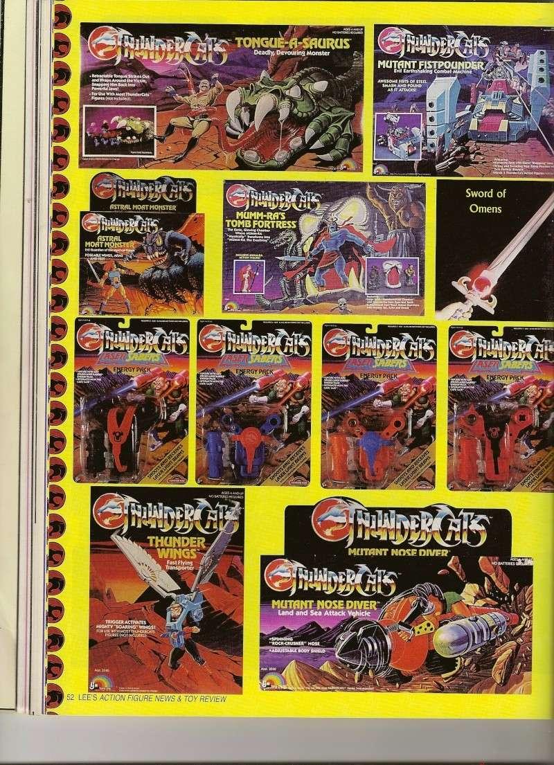 COSMOCATS / Thundercats (Ljn) 1985-1987 - Page 12 Numeir18