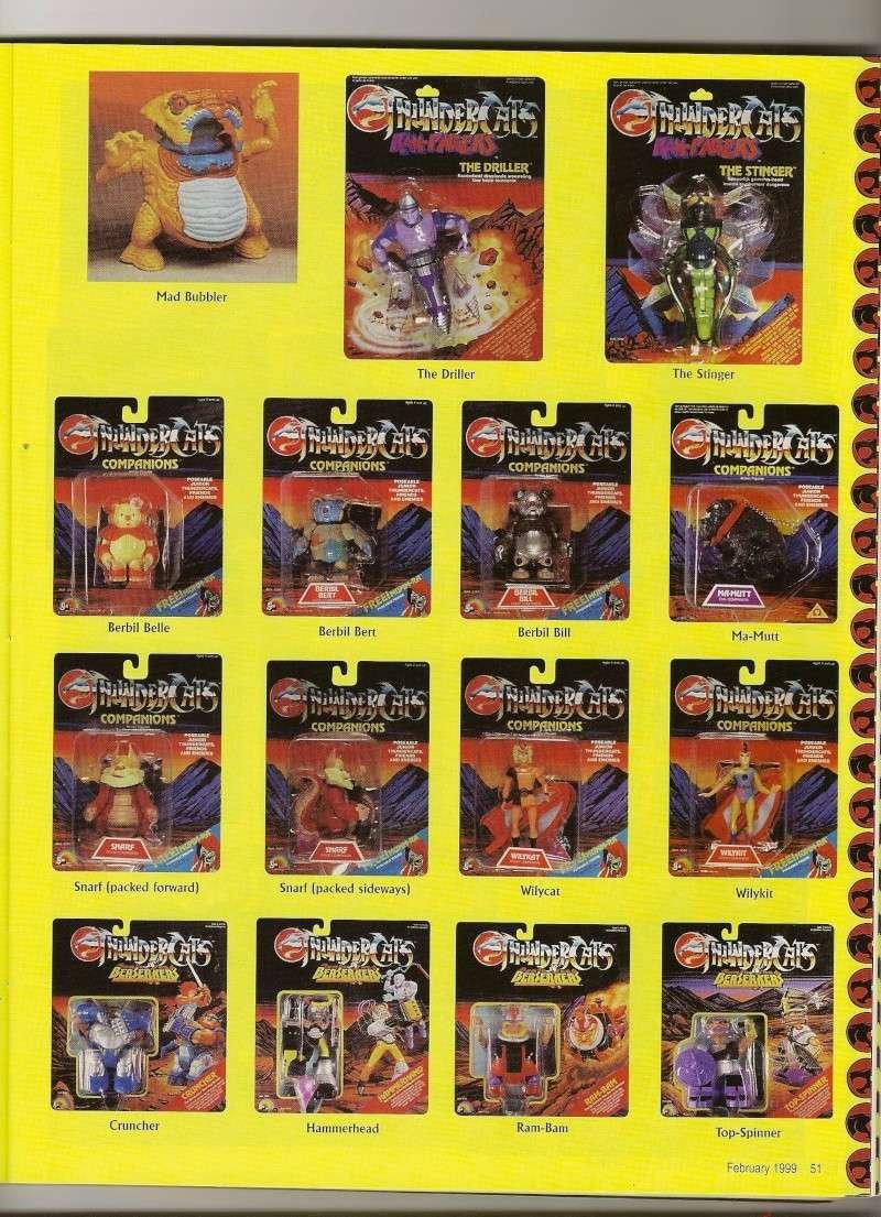 COSMOCATS / Thundercats (Ljn) 1985-1987 - Page 12 Numeir19