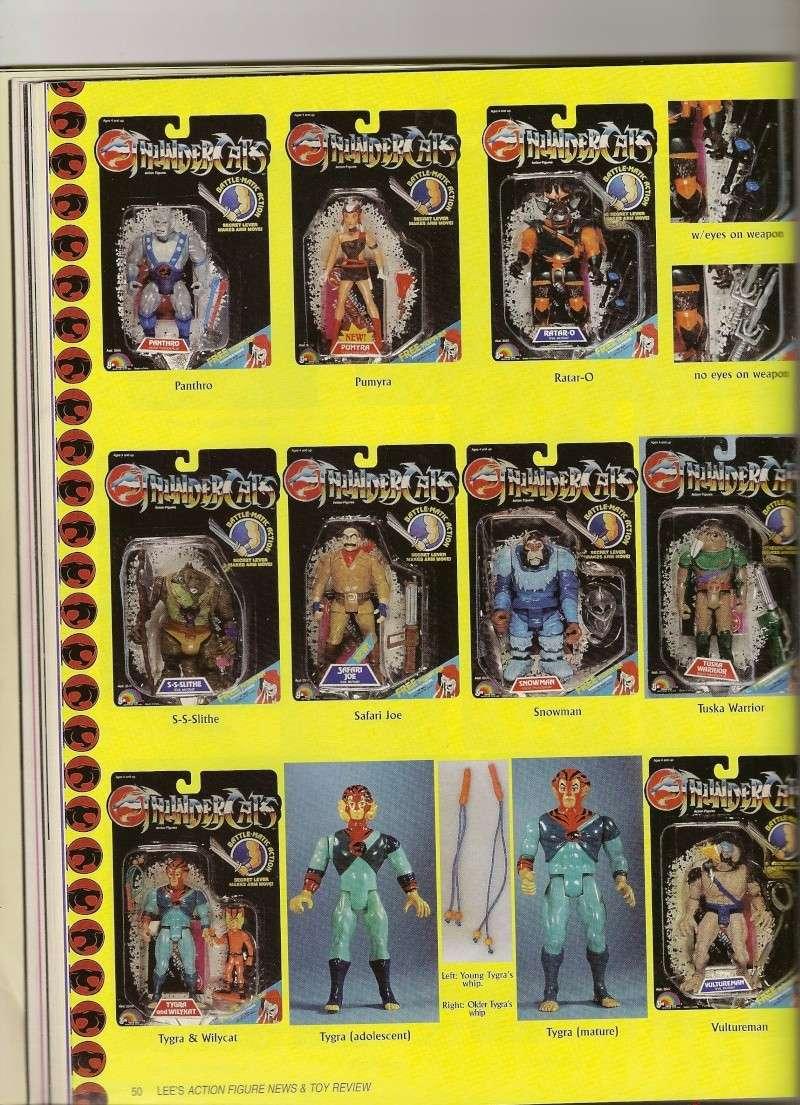COSMOCATS / Thundercats (Ljn) 1985-1987 - Page 12 Numeir20