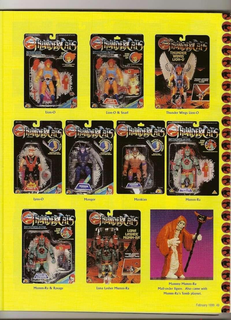 COSMOCATS / Thundercats (Ljn) 1985-1987 - Page 12 Numeir21