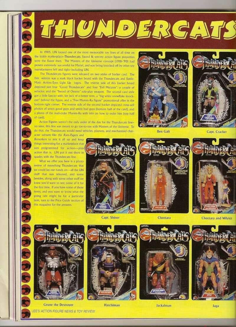 COSMOCATS / Thundercats (Ljn) 1985-1987 - Page 12 Numeir22