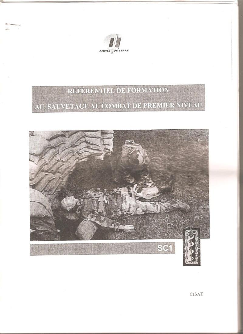 a lire : referentiel de formation au sauvetage au combat de premier niveau  00115