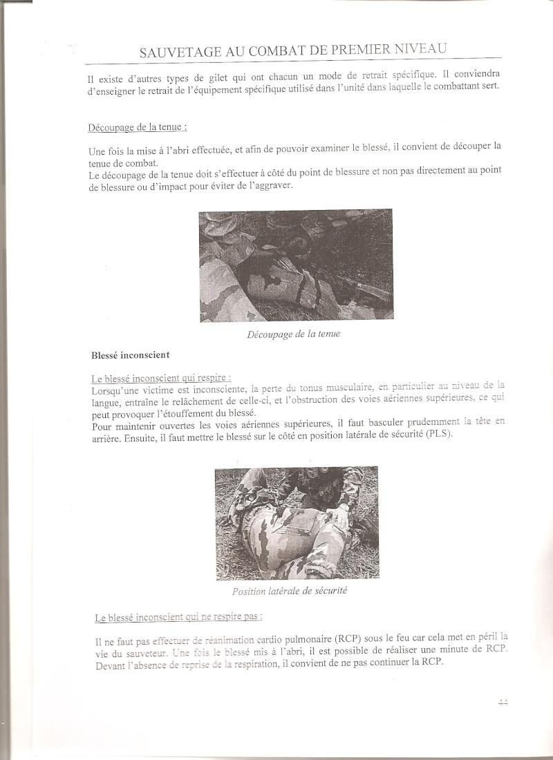 a lire : referentiel de formation au sauvetage au combat de premier niveau  001_1610