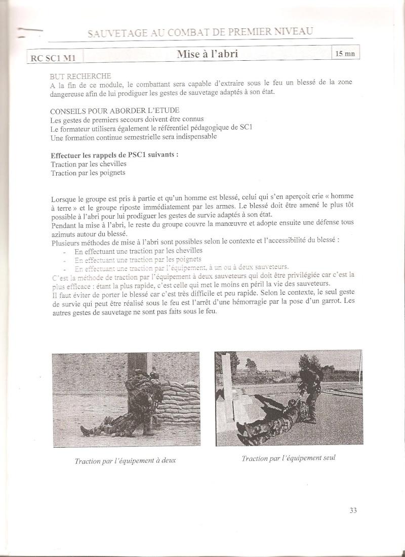 a lire : referentiel de formation au sauvetage au combat de premier niveau  001_212