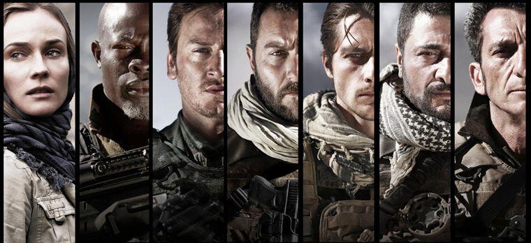 flim francais :Forces spéciales -Date de sortie cinéma : 2 novembre 2011  19679610