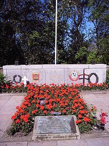L'insurrection géorgienne de Texel , EN HOLLANDE !!!!dernier champ de bataille européen le 20 mai 1945 220px-11