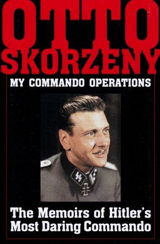 """"""" l'homme le plus dangereux et le plus rechercher d'europe ! """" : Otto Skorzeny 51stz210"""