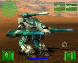 un univer complet : BattleTech Battle10