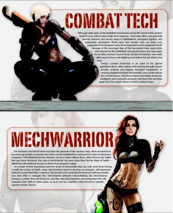un univer complet : BattleTech Battle11