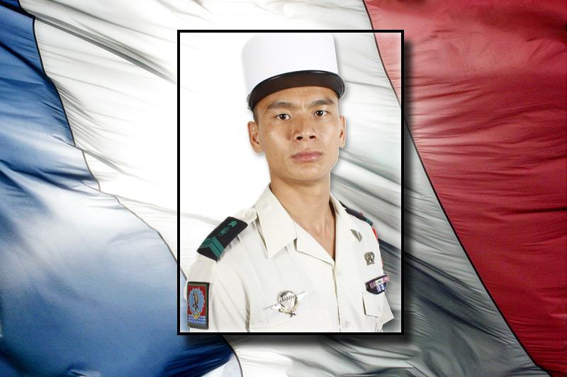 le 07 aout 2011, décès du caporal Kisan Bahadur THAPA en Afghanistan ( 72 ° morts en Afghanistan ) Deces-11