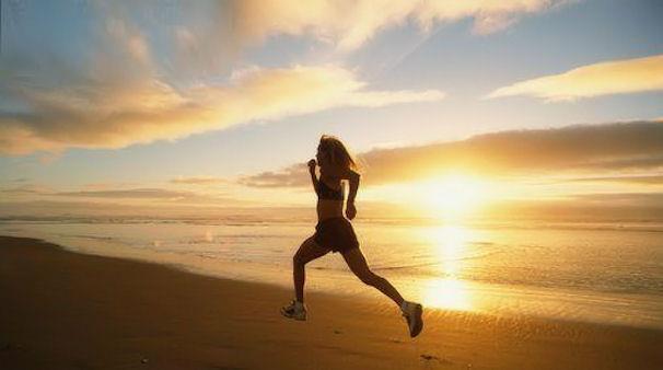 Courir régulièrement prolonge l'espérance de vie  Femme-10