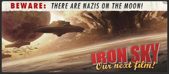 flim :  Iron Sky - les nazis de l'espace  - à Berlin ? (textes+photos+vidéo) Iron_s11