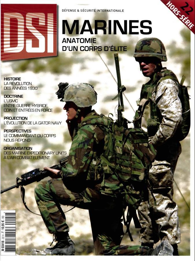 revue : DSI, Défense & sécurité internationale Hors-Série M3418h10