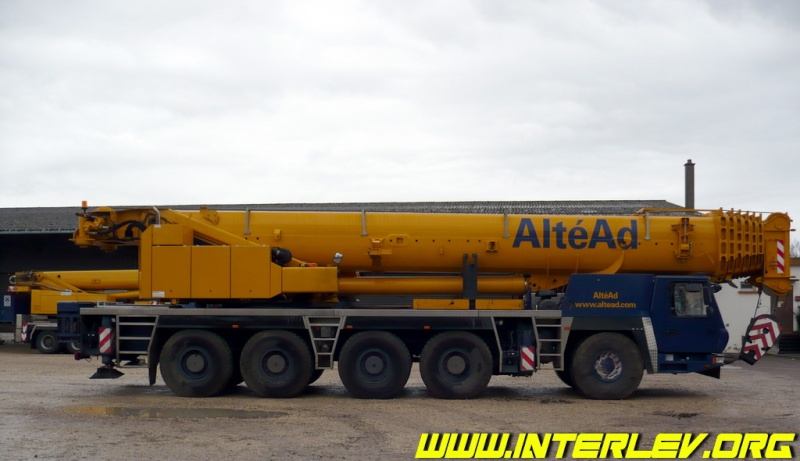 Les grues de ALTEAD (Groupe AlteAd) (France) Altead11