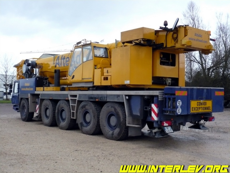 Les grues de ALTEAD (Groupe AlteAd) (France) Altead14