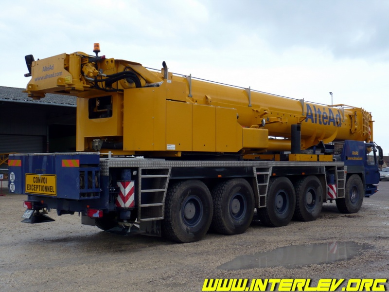 Les grues de ALTEAD (Groupe AlteAd) (France) Altead15