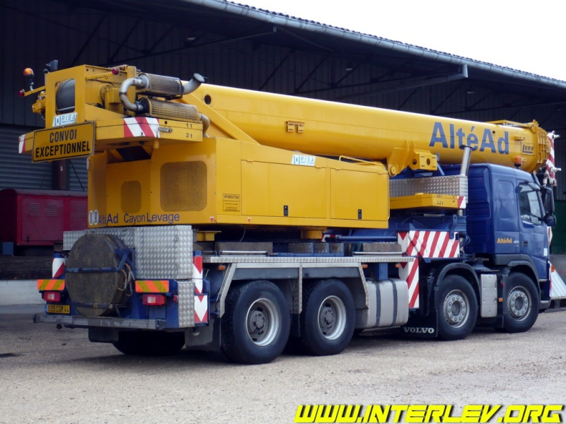 Les grues de ALTEAD (Groupe AlteAd) (France) Altead18